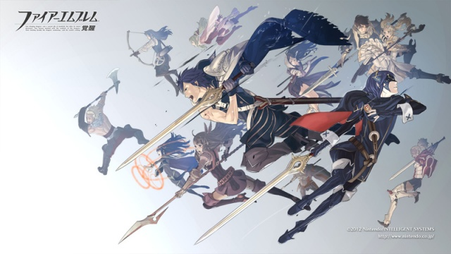 I cannot deal with how excellent the Fire Emblem: Awakening soundtrack is
