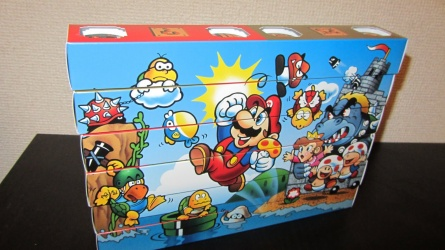 nsidr / This year's Japanese Club Nintendo platinum prize is cool
