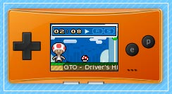 nsidr / Winamp meets Game Boy Micro