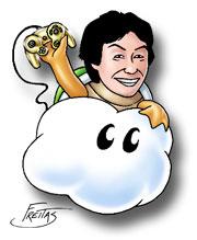 Miyamoto in the seventh heaven